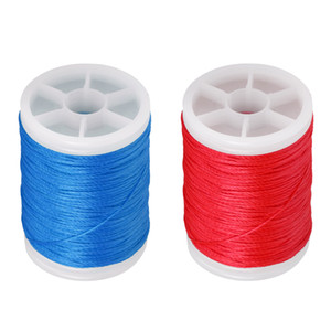 2 Pieces 110m Fiber Archery Bow String Serving Material Bowstring Protect