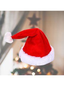Christmas Snapback Hat Funny Shaking Dancing Singing Santa Claus Cap Party Props 449F