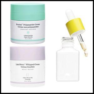 D Elefante Strenthen Hidratación Crema facial 50ml Cuidado de la piel Hidratación Día Crema Protini Poly Péptide Cream Skincare