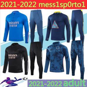 2020 Gunners Men Tracksuit da calcio 20/21 Ars E Pepe Nicolas Ceballos Henry Guendouzi Giacca da calcio Allenamento Vestito Chandal Jogging