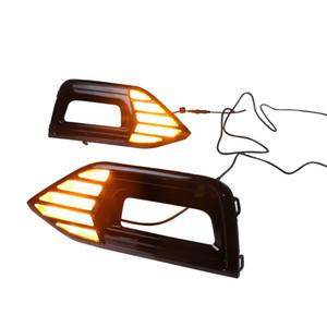 Rear brake warning light for 2018-2019 Volkswagen VW Passat LED brake light Day Running Lights DRL Fog Lamp