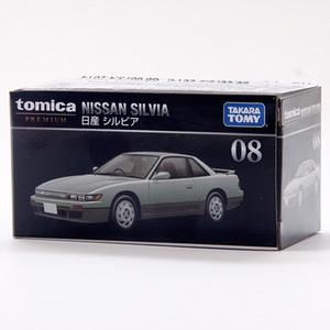 S10 Takara Tomy Tomica Premium-TP08 Nissan Silvia 1/62 Metall Diecast Fahrzeug Model Car New