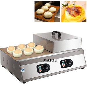 110/220 V Kabarık Japon Suffle Krep Souffler Maker Suffle Makinesi, Souffler Waffle Makinesi Makinesi Suffle Pancake Demir Plaka