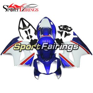 Spotbike Bodywork For Honda VFR800 2002 2003 2004 2005 2006 2007 2008 2009 2010 2011 2012 Complete Injection Fairings Kit White Blue