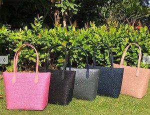 D102204 Large Women Leather Handbag Satchel Bag Designers Glitter Luxurys Wallets Shoulder Fashion PU Ladies Totes Crossbody Handbag Gr Wpqc
