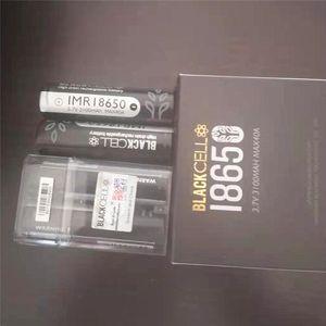 Original Blackcell Battery Blue Yellow Red 3100mAh 18650 High Performance 3000mah 3500mah 20A 35A Vape Battery Box Mod 100% Genui