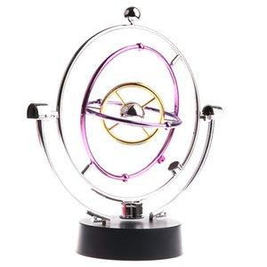 Novel Cosmos Asteroid Revolving Perpetual Motion Gadget Desk / Tischdekoration Ornamente Wissenschaft Physik Spielzeug