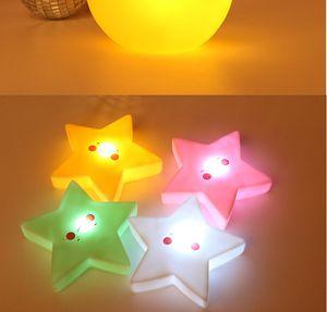 Decoration Creative Small And Night For Desk Lamp LED Dormitory Light Birthday Cute Present Both Boy Kid Girl Tsjro