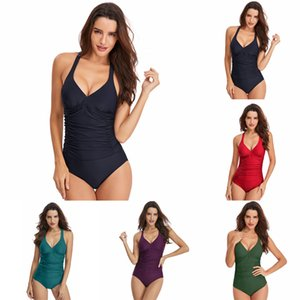 top women Swim Wear suits Swimming Sexy one piece swimsuit swimwear Push Up Bikini Set Lady Soft comfortable fashion Summer Beach Bikinis