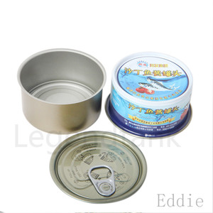 wholesale metal tin custom logo cans box Empty candle Tin package Smart bud jar tank dry herb cans flower can Packaging