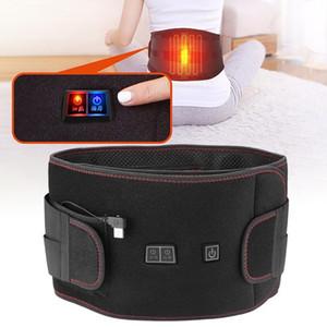 3. Große und kleine Elektro-Infrarot-Wärmetherapie fernen Infrarot Vibration Kompressionswärme Schmerzlinderung Stützgurt
