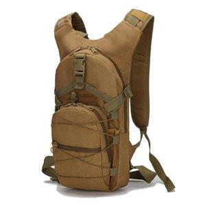 15L Tactical Backpack 800D High Density Oxford Cloth Caminhadas Mochila Ciclismo Waterproof Escalada Caça Camping Bag