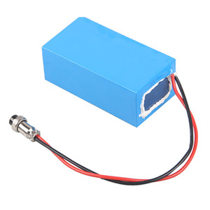 Rechargeable BAK 18650 7s2p 6ah 24v lithium battery for electric bike sea scooter battery 24v