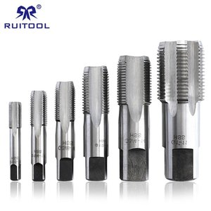 Piping Thread Taps G1 8-G1 Inch Screw Tap HSS 55 Degree Pipe Tap Threading Tool