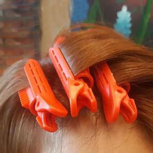Raízes Hair Care mágica Rollers cabelo natural macio Clipe Dormir No calor de plástico Curler Torça 1pc Hair Styling Ferramenta de Bricolage