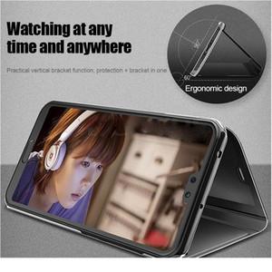 Smart Sleep Mirror Phone Cover Case For Xiaomi Xiomi Xiami Mi10t Mi 10t T10 10 T Pro Lite Light 6.67'' wmtaaY