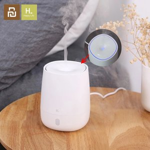 Xiaomi Mijia HL Aromatherapy Diffuser Air Dampener Aroma Diffuser Machine Essential Oil Ultrasonic Mist Maker Quiet Portable 1012