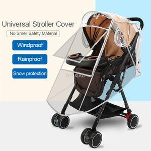 Stroller 201.022 Evrensel Bebek Arabası Aksesuarları Yağmur Kapak ve su geçirmez Arabası Kapak Kar Koruma Kış Aksesuar