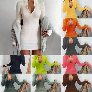 Atacado-inverno mulheres polainas Meias Botão malha crochet de inicialização Meias Toppers punhos 8J7X # 954