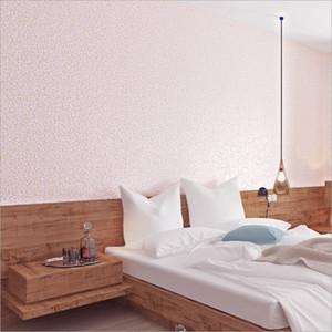 Einfarbig moderne Tapeten Imitation Kieselalge Schlamm Granulat Plain Hauptdekoration-Wand-Aufkleber Schlafzimmer Wohnzimmer 3D Wandpapier