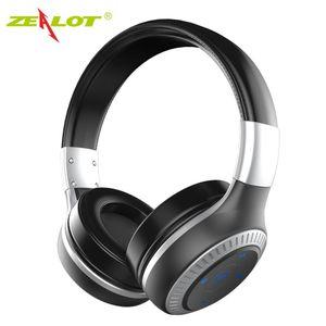 ZEALOT B20 Wireless Bluetooth Headphones Bluetooth 4.1 with HD Sound Bass stereo Earphone Headphones with Mic on-Ear Headset 6PCS LOT