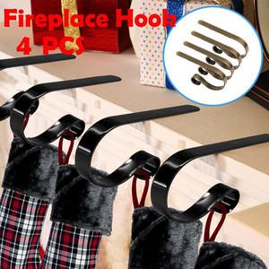 40# 4PCS Portable Folding Bag Hooks Printing Acrylic Desk Purse Bag Hanger Holder Hooks for Handbag Umbrella Home Organizer