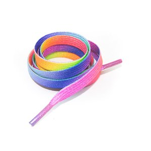 New boys girls Shoelace Unisex Ropes flat Cord Dress Shoe Laces Diy High Quality Solid 80cm Colorful boots white Shoes string