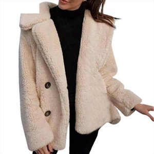Fashion Womens Hoodie Women Winter Casual Warm Parka Jacket Solid Outwear Coat Overcoat Outercoat Dropshiping OCT5