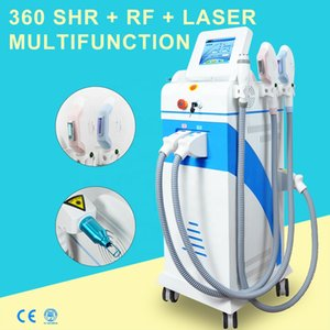 Factory direct 4 in 1 Elight system permanent hair removal laser tattoo hair removal RF machine