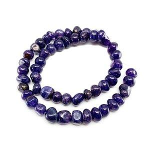 10 € 12mm Strand 15 '' Natural Stone Dragon Vein Agate Agate Perle Irrégular Loose Entretoise Perles pour bijoux Faire des résultats Bracelet DIY Bracelet H Bbyxgs