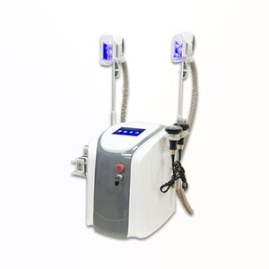 new product fat reduce RF Lipolaser cavitation Machine Combine cryolipolysis cavitation treatmentwith RF to enhance slimming effect of