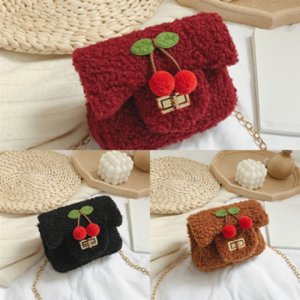 BMGDr Set Designer Child Bag Tote Brand Luxury Handbag Bags Shoulder Handbag Plus Girl Original Bags Women Cherry Top Cute And Antigona Keun