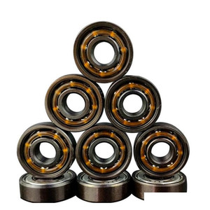 16pcs speed bearing longboard skateboard bearings roller skate bearings inline skate bearing abec-7