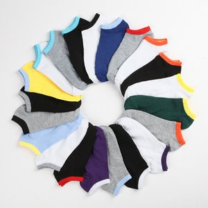 Men's Slippers Sox Cotton Blend Soft Casual Invisible Mens Summer Socks Underwears for Male