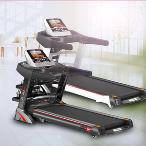 Treadmill Electric Folding Multi-functional LCD Display Running Exercise Massage Ultra-quiet Indoor Fitness Equipment