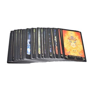 Tavolo da gioco Tarocchi Dreams Of Gaia Tarocchi semplice da padroneggiare esclusivo ispirato vita Dà Carte A Nice passare 1 Box