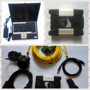Newest 2020.09v Wholesale price for b-mw icom next a b c diagnostic programmer with hdd software in Laptop D630 4g