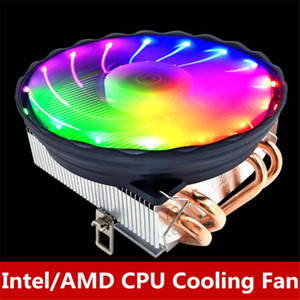 4 heatpipes CPU Cooler radiator Cooling 3PIN 4PIN For LGA 1150 1151 1155 1156 1366 Motherboard AM2+ AM2 AM3+ AM4+