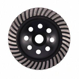 6-дюймовый Алмазная Turbo Row шлифовального Кубок Wheel Подходит для 7/8 дюйма Arbor Алмазный шлифовальный диск для бетона Кладка 6Ova #