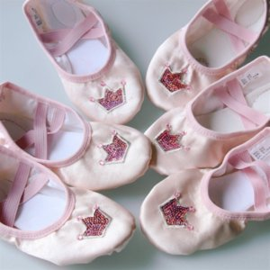 scarpe corona Cat claw dance dance ragazze raso Ballet gatto adulto artiglio yoga wy1eM bambini che ballano i pattini di yoga per bambini
