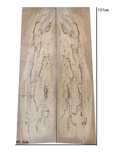 Bass bass Maple natural grain panel - bass accessories