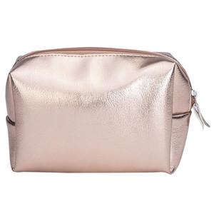 ASDS-Cosmetic Bag Waterproof Toilet Bag Storage Zipper Cosmetic Lazy Toilet