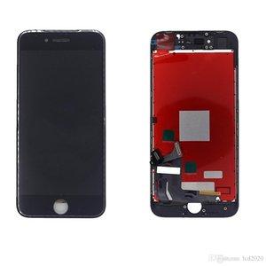 pantalla LCD táctil digitalizador LCD de repuesto de 4,7 pulgadas para el iPhone 7/8 digitalizador 5,5 pulgadas para 7/8 PLUS Blanco y Negro Opcional