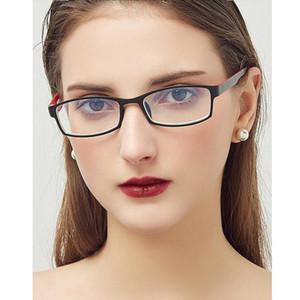 Olnylo Retro Square Anti Blue Light Gläser Womenmen Optische Brillengläser Myopie Brillenrahmen Für femalemale