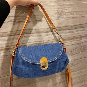 Джинсовые джинсы сумка для плеч для женщин сумка сумка из кошельки старый цветок печать камеры сумка ковбойские сумки с крестообразным печатью