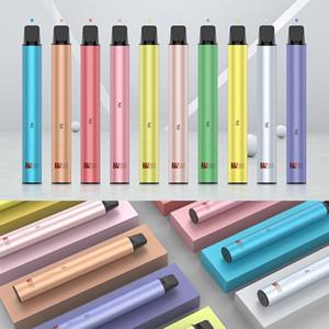 Autentico Dispositivo Flavbar V2 monouso Pod Kit 650mAh Batteria Vape 1000 soffio pre-riempito 2.8ml baccelli Pen cartucce Vape penna 10 colori