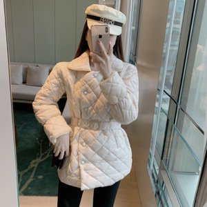 The very small sweet wind new reap waist firm offers to film the thin woman with thick cotton-padded clothes cotton-padded jacke 201014