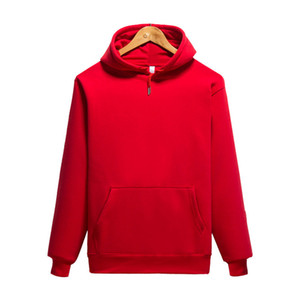 black mens mens hoodies Autumn winter womens pullover sweatershirt student solid casual fashion hoodie youth Korean warm jacket 201007