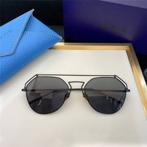 SS028 Fashion Sunglasses With UV Protection for men and Women Vintage oval Metal frame popular Top Quality Come With Case classic sunglasses