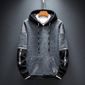 wear spring 2020 new Hoodie sweater Men's Fashion Top